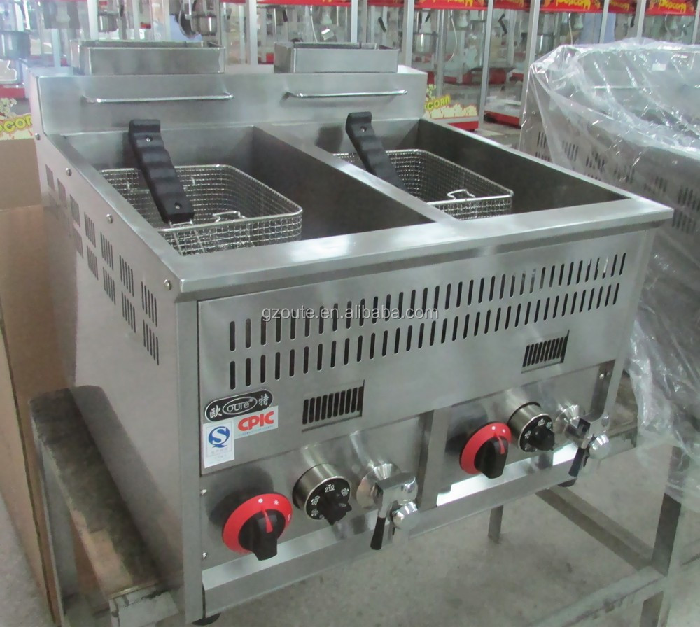 Fast Food Used Commercial Chicken Pressure Fryer