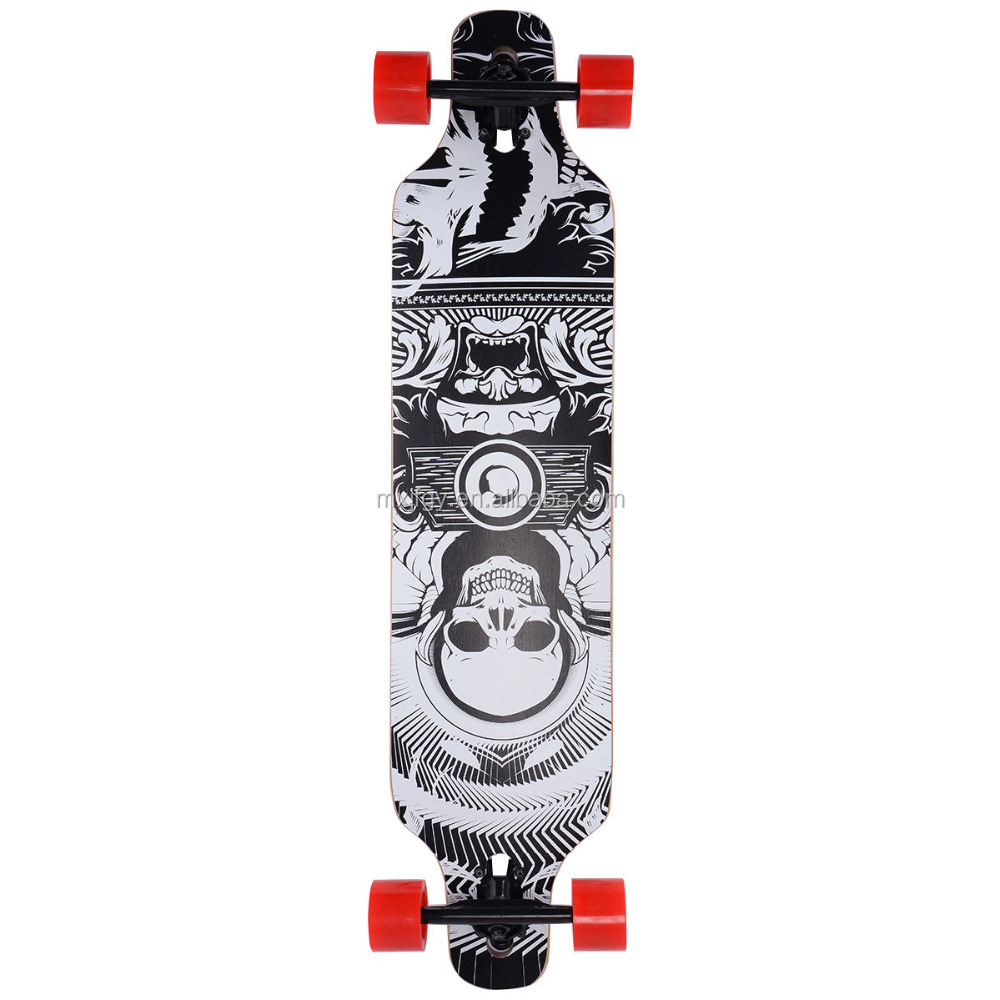 hot selling blank longboard decks wholesale