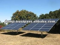Solar panel for solar power system in home house industries