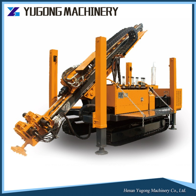 high efficiency rock drilling equipment