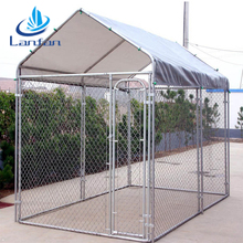 Reasonable price Professional factory used stainless steel chain link dog kennel fence panels