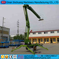 12m 16m CE hydraulic arm lift platform / articulated arm lift