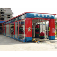 Automatic tunnel car wash equipment for sale with CE IT965
