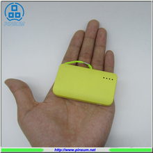 Power bank 2600mAh palm size power bank for charging mobile phone charger