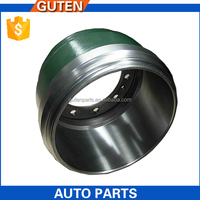 Taizhou GutenTop light truck auto parts parking brake drum OEM 0310677590