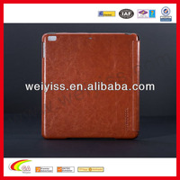 Hot new products for 2014 leather case for ipad mini