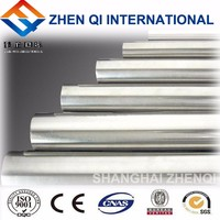 Trade Assurance large diameter galvanized hot rolled round steel pipe