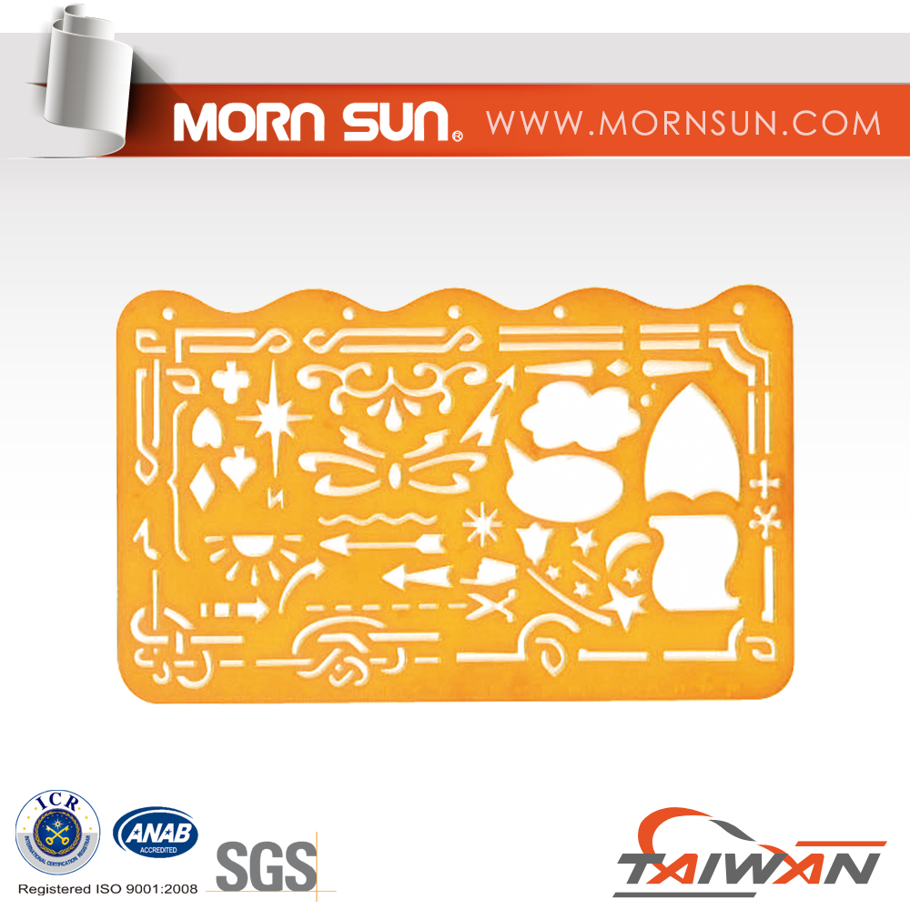mornsun embossing stencil
