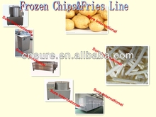 Frozen Vegetable&Fruit /Potato Chips/French Fries/Carrot Potato Cubes/Onion/Beans Salad Making Machine/Processing Line