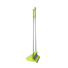 2017 New Products Plastic Broom Foldable