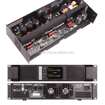 Ship from USA/Germany/Russia Tulun Play TIP1500 2CH class d 1500w for price professional stage high power amplifier