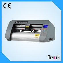 Sticker vinyl contour cutter plotter with laser optical eye a4 cutters