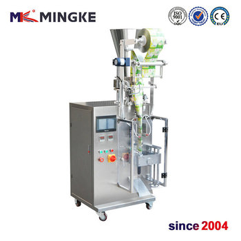 Automatic sugar granule packing machine