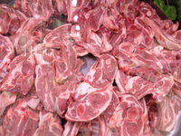 New Zealand sheep meat
