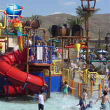 Big water slide great fun+best quality fiberglass production equipment