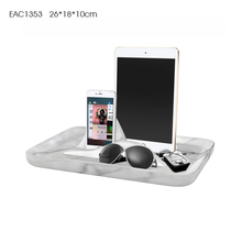 Desktop cell phone stand Marble multiple mobile phone holders