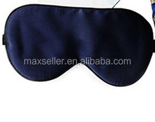 Adjustable Natural Silk Sleep Mask Blindfold 100% Pure Mulberry Silk Eye Mask for Sleep Pouch Gift Bag Pack