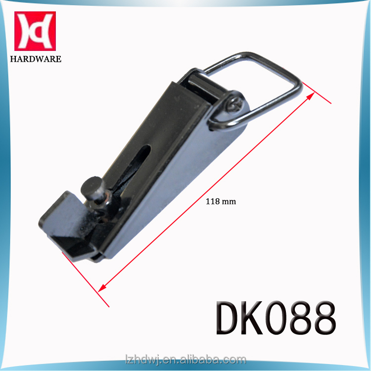 H&D DK88 Black Toggle Latch / Latch Lock / Buckle Lock