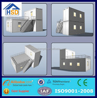 low cost ready made folding prefab house container design in nepal