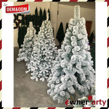 2017 New Design High Quality Custom White Artificial Christmas Tree