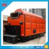 10t/h Circulating fluidized bed boiler, coal fired steam boiler