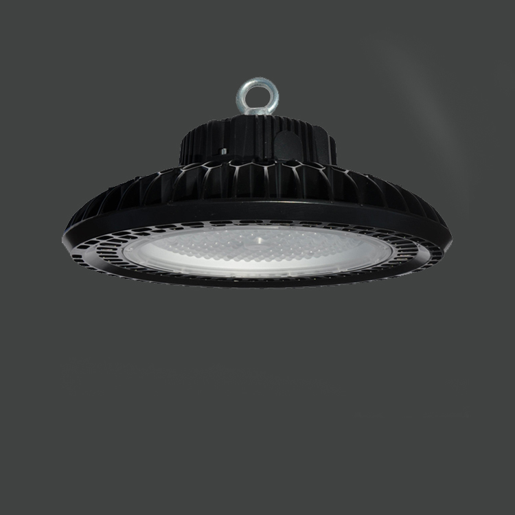 Hotcake led lights high lumen UFO led high bay light 200W LED industrial light with PC lens