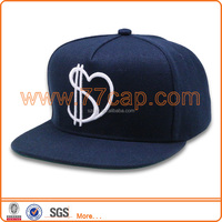 Unisex Gender and Common Fabric Feature drop shipping snapback caps