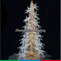 outdoor wholesale led light up walmart christmas tree