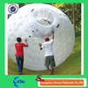 Customized giant body zorb ball, clear plastic ball pit balls, cheap zorb balls for sale