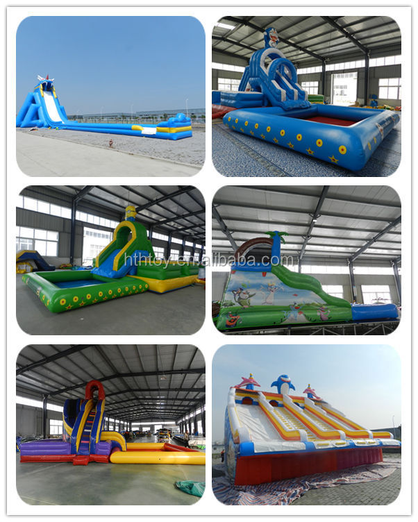Hot sale customized airplane bounce house inflatable