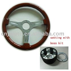 popular wooden steering wheels