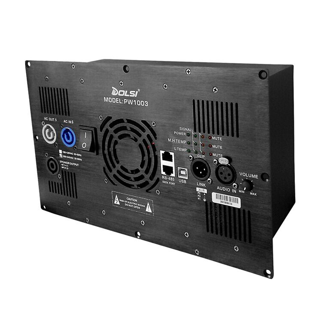 PRO Audio Speaker Built-in Digital Power Amplifier Module (PW1003)