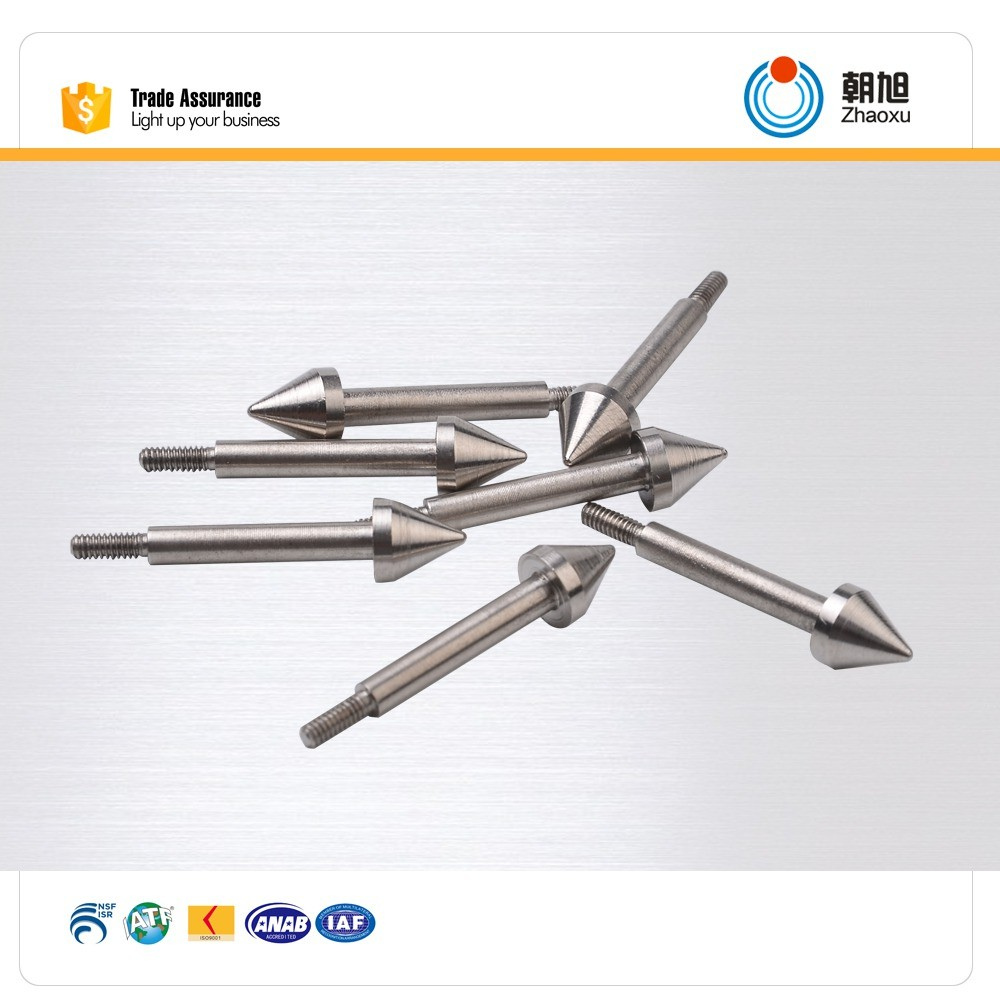 Made in China ISO new products standard stainless steel spline shaft