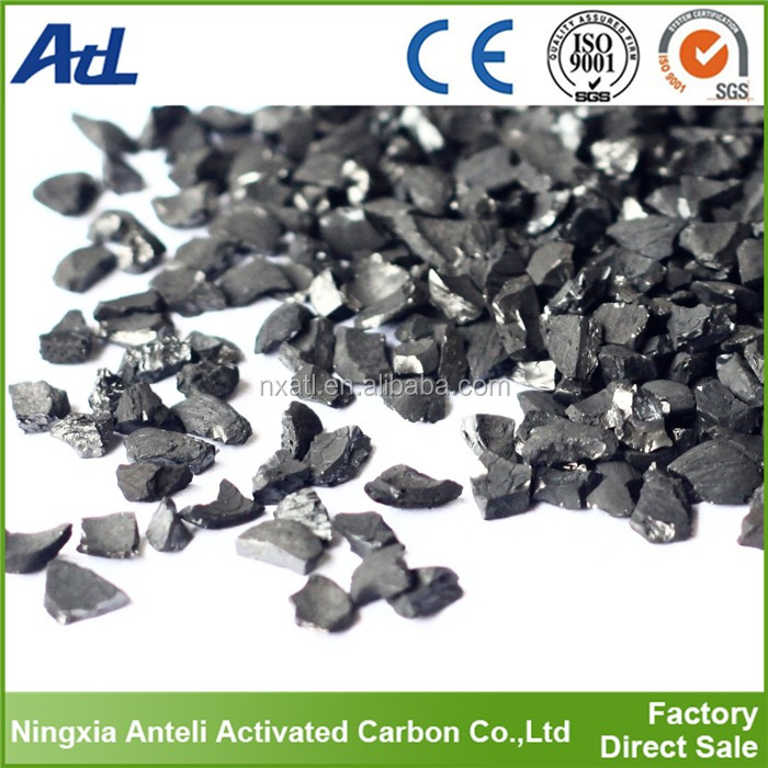 coconut shell activated carbon granules for gold recovery