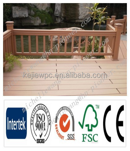 Europe Popular Top Quality Solid WPC raw material, WPC decking, WPC Panel