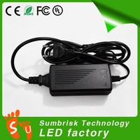 Factory wholesale lcd tft monitor 12v power supply