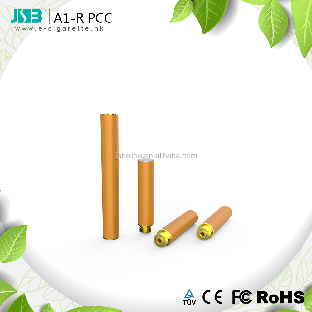 oem acceptable rechargeable vape starter kits similar to lighter pcc JSB A1-R work for cbd oil
