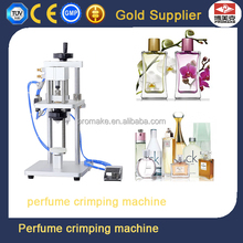 Perfume bottle manual crimping machines , perfume bottle crimper