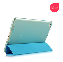 Customized Protective Back Pu Leather Tablet Cover For Apple Ipad 4 Case