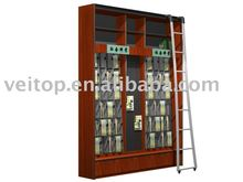 Book case of the wood material