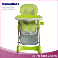 Plastic Multi-Function Baby Dining Seats/Child Safety High Chair