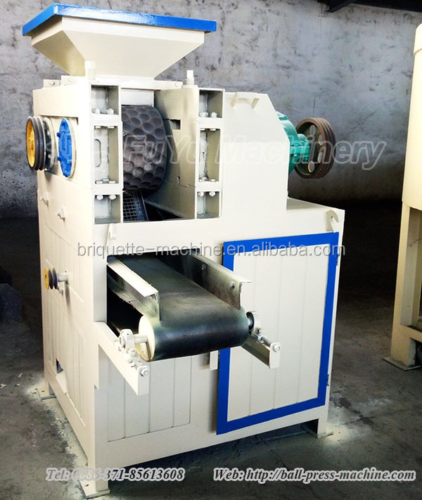 FUYU BAND Aluminum powder briquette moulding /pressing /forming machinery