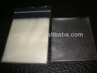 PVA water soluble plastic bag