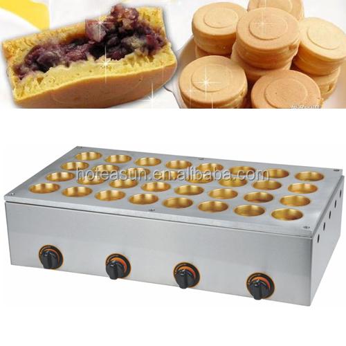 Wholesale Commeciral Use LPG Gas Dorayaki Azuki Bean Pancake Maker ...