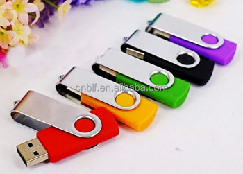CE ROHS certificated high quality swivel usb flash drive wholesale custom