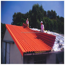 PVC roofing tile/Royal type/synthetic resin roofing