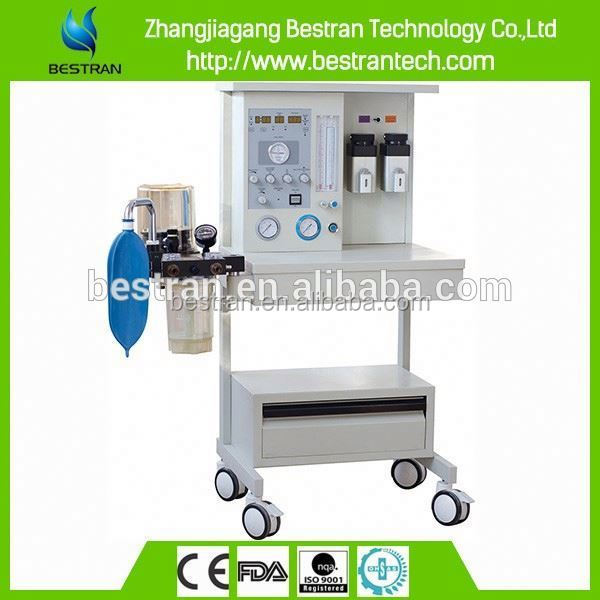BT-2000J1b hospital surgical room equipments mobile clinical anesthesia ecg