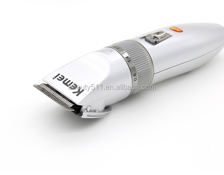 Professional Household Rechargeable Children Electric hair clipper/cutter KM-27C
