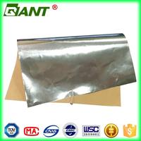 factory supply heat preservation aluminum foil thermal insulation blanket with low price
