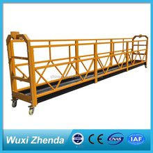Zlp Steel Dry Cleaning Machine for Curtain Wall